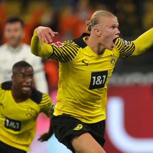Haaland scores late winner as Dortmund down Hoffenheim