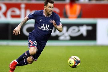 Messi should be in PSG squad for Man City game, says Pochettino