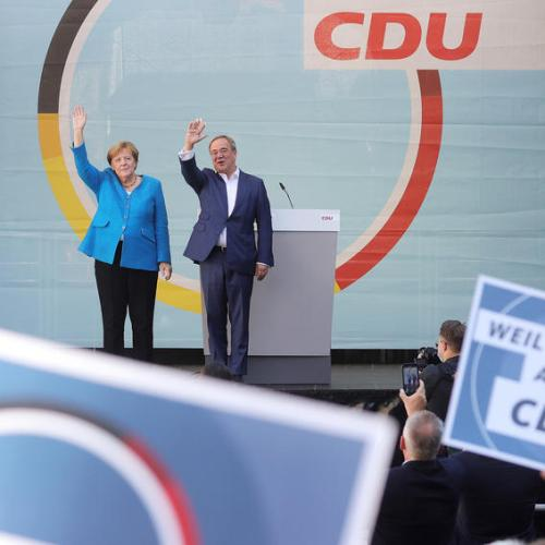 Final rallies in Germany before Sunday's knife-edge vote