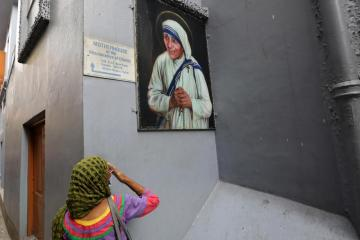 Photo Story: 24th death anniversary of Mother Teresa in Kolkata