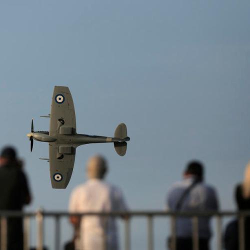 Photo Story: Athens Flying Week Air Show at Tanagra Airbase