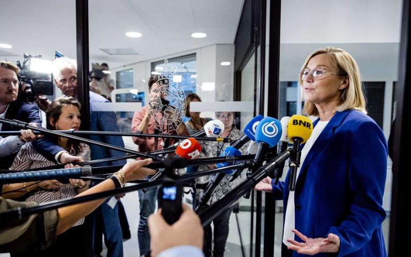 Dutch Foreign Minister Kaag quits over Afghan refugee crisis