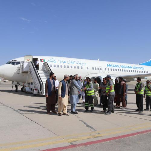 Photo Story: Afghan airports reopen for domestic travel