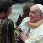 Photo Story – Papal Hug