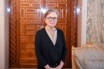 Tunisia's first woman prime minister raises spirits despite power grab