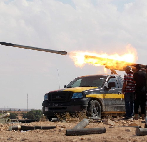 Worst Tripoli fighting in a year shows limits of Libya peace push