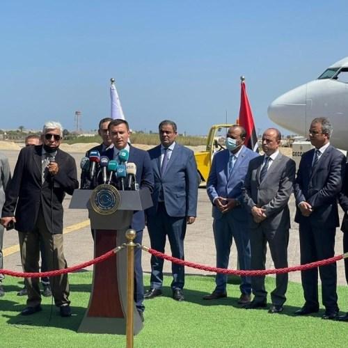 Flights between Malta and Libya resume