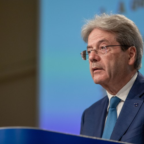 Questioning primacy of EU law holding up recovery money for Poland -Gentiloni