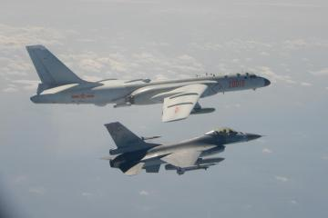 Taiwan angered after largest ever incursion by Chinese air force