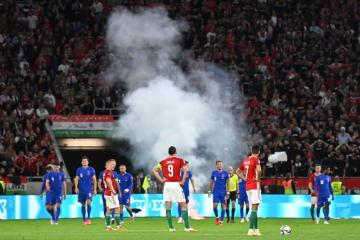 Hungary ordered to play World Cup qualifier behind closed doors