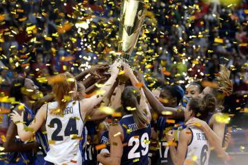 Italian women's volleyball team wins European Championship