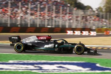 Bottas wins sprint but Verstappen on pole at Monza