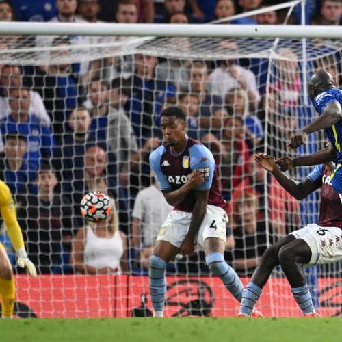 Lukaku, Kovacic break Stamford Bridge ducks as Chelsea beat Villa 3-0