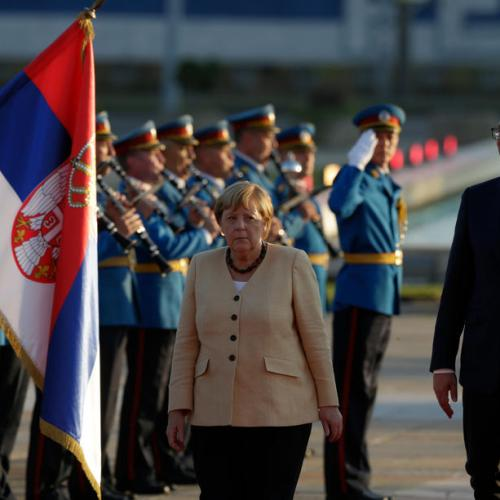 Merkelsees long road for WesternBalkanstates to EU membership
