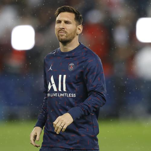 Decisions for good of team, says PSG's Pochettino after Messi substitution