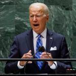 Biden pledges to double U.S. climate change aid; some activists unimpressed
