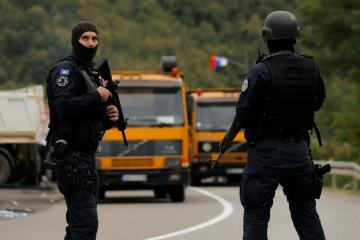 Kosovo, Serbia agree deal to end border tensions