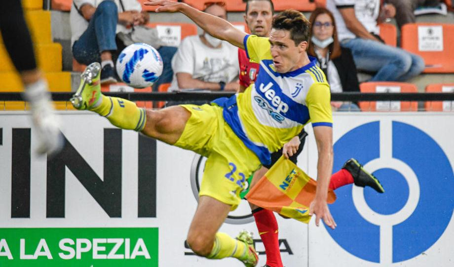 Juve ends wait for Serie A victory at Spezia