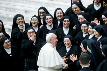Photo Story – Pope Francis' weekly General Audience at the Vatican
