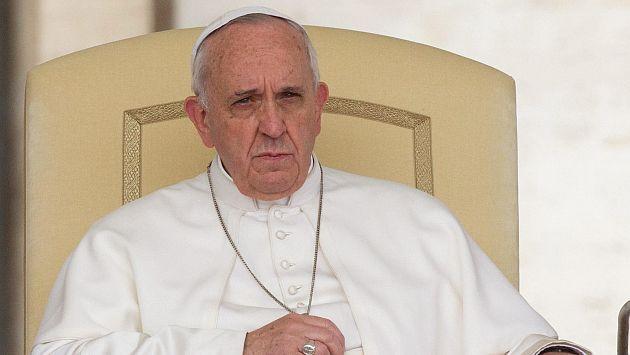 Francisco ha señalado antes que desea una Iglesia para los pobres. (EFE)