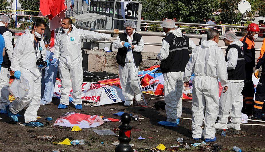 Ankara: Al menos 86 muertos en el peor atentado de la historia de Turquía [Fotos y video]