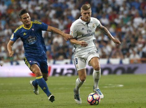 Real Madrid y Celta de Vigo EN VIVO