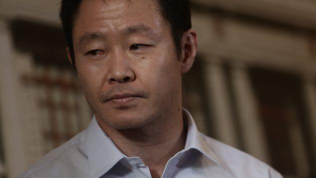 Kenji Fujimori enfrenta sanciones que van desde la amonestación hasta la posible expulsión. (Anthony Niño de Guzmán)