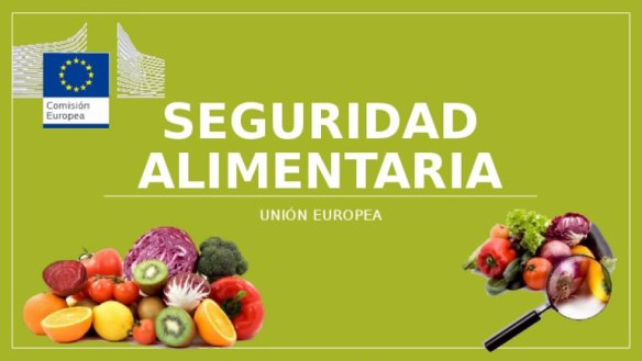 Resultado de imagen de seguridad alimentaria normativa