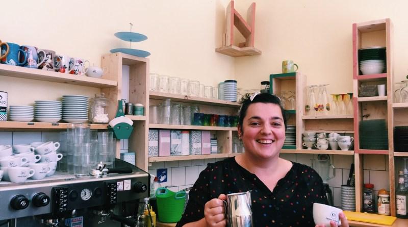 Nell Haest Nelly Coffee Antwerpen