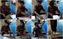 Book Binding in Dhaka, Bangladesh