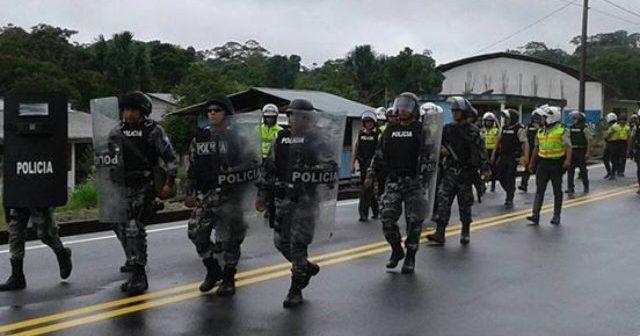 Se extendió el Estado de Excepción en la provincia de Morona Santiago