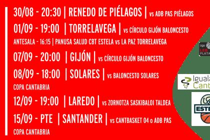 Pre-temporada 2019/2020