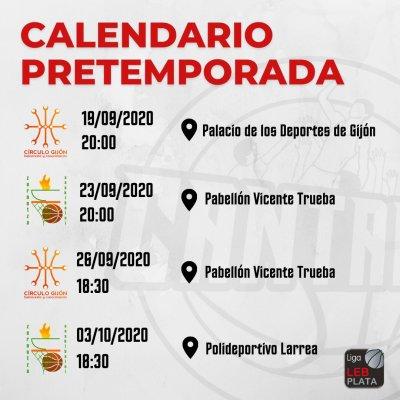 Pretemporada GA Cantabria