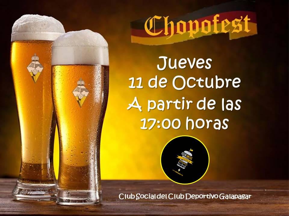 Cartel Chopofest 2018