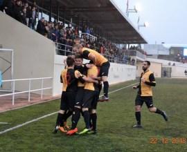 Celebración 1er gol CDG-EDM