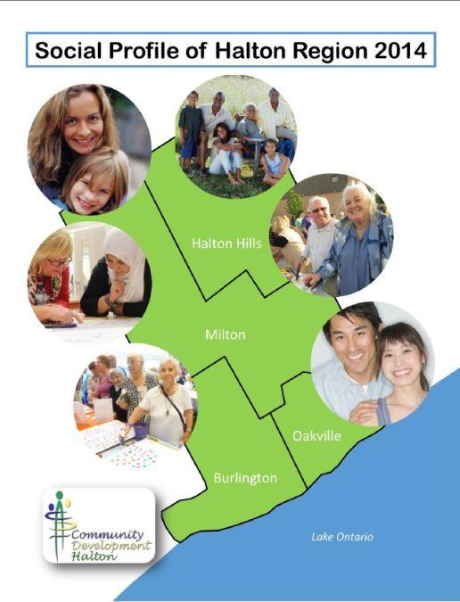 Social Profile of Halton Region 2014