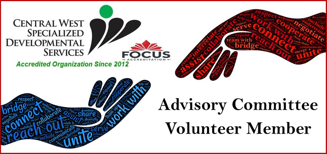 Advisory Committee Volunteer