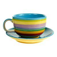 Rainbow Ceramic Tableware