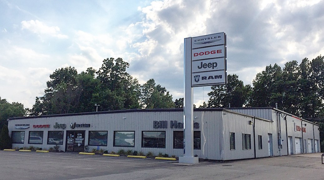 Bill Harris Chrysler Dodge Jeep - Ashland, OH