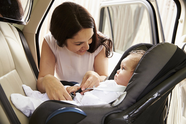 Car Seat Safety - Bill Harris CDJR