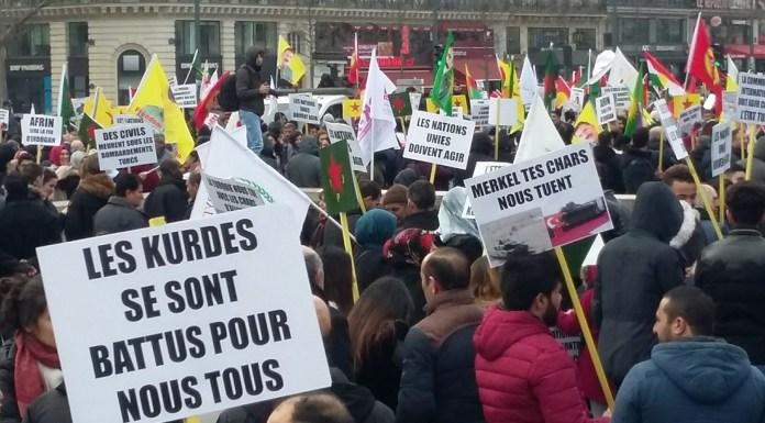 CDKF-Rojava-Kurdistan-communiqué-Syrie