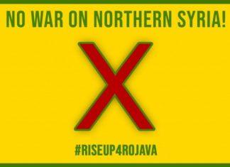 Pas de guerre en Syrie du Nord