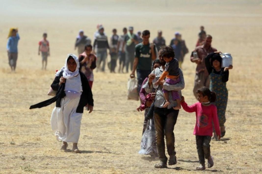 LE MASSACRE DES YEZIDIS DE SHENGAL : UN GENOCIDE ET UN FEMINICIDE