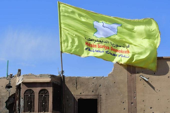 Communiqué du CDK-F concernant la décision de retrait des Etats-Unis du nord de la Syrie