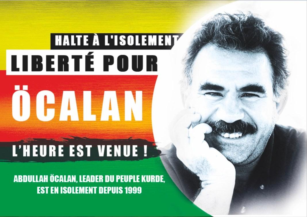 Le15 février prochain marquera 22 ans de captivité et d'isolement pour le leader du mouvement de libération kurde Abdullah Öcalan