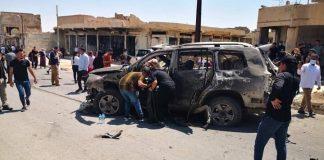 Ce lundi 16 août 2021, l'armée turque a de nouveau frappé la ville yézidie de Shen- gal au Sud-Kurdistan (Nord de l'Irak), causant la mort de deux personnes et en bles- sant deux autres.