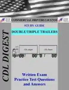 CDL Study Guide Double Triple Trailers Endorsement