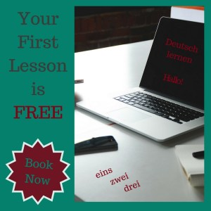 First free German lesson