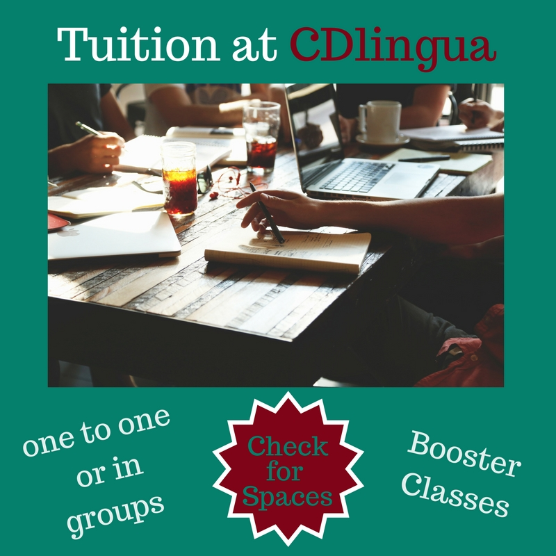 tuition at CDLingua