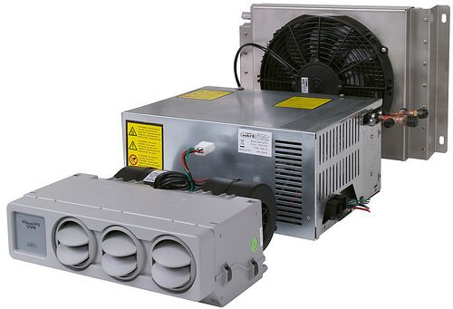 12 Volt AC for Truck Drivers